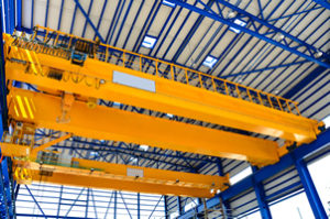Overhead Crane Operator Training - Omega Safety Training Inc