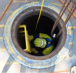 Confined Space 8 HR General Industry