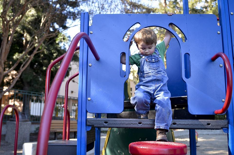 playground summer safety